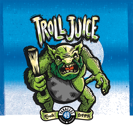Troll juice hero