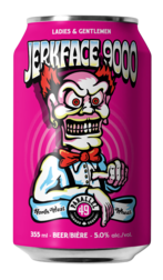 Jerkface 355ml can mock