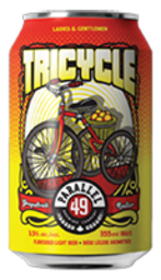 Tricycle Radler Grapefruit Radler