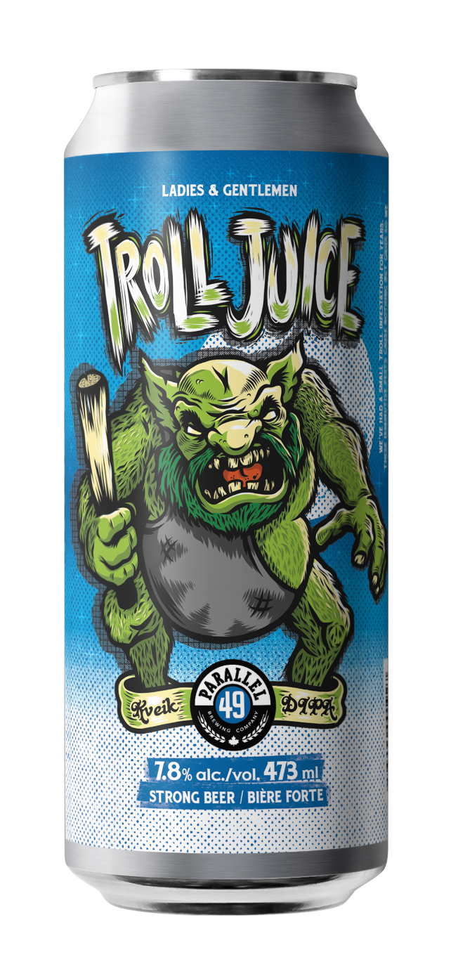 Troll juice 3d mock 473ml