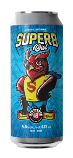 Superb owl 3d 473ml 2018