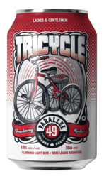 Tricycle cran radler 355ml 3d 2019 %281%29